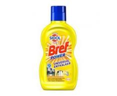 Sidol Bref Power Universal-Entkalker, Entkalker für Küchenmaschinen und -armaturen, 500 ml - Flasche