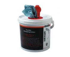Wiper Bowl feuchtes Reinigungstuch, im Spendereimer, Format: ca. 25 x 25 cm, 1 Eimer à 72 Polytex-Tücher