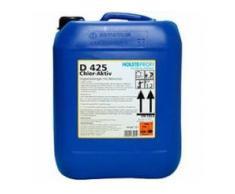 HOLSTE Chlor-Aktiv Hygienereiniger D 425, desinfizierender Spezialreiniger, 10 l - Kanister