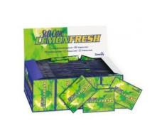 Soft Care Lemonfresh Erfrischungstücher, Einzeln, luftdicht verpackte Reinigungstücher für nach dem Essen und auf Reisen, 1 Packung = 200 Stück