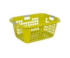 Wäschekorb 65 -Easy-, Aus Kunststoff, Maße: 65 x 48 x 28 cm, kiwi