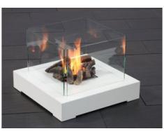 muenkel design base fire Biokamin [Tischkamin/Standkamin für In- und Outdoor]