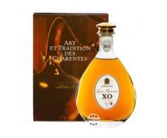 Louis Bouron XO Cognac in Dekanter (40 % Vol., 0,7 Liter)
