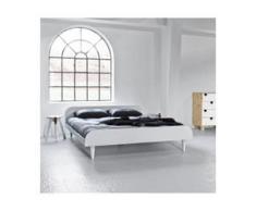 Karup Design Futonbett »Twist«, weiß