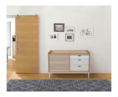 Woodman Sideboard »Lugo«, mit drei Schubladen und Soft-Close-Funktion, Breite 120 cm