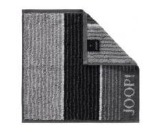 JOOP! Handtücher Lines Seiflappen Schwarz 30 x 30 cm 1 Stk.