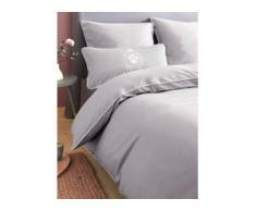Bettbezug ca. 135x200cm Grand Design grau