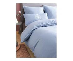 Kissenbezug ca. 40x80cm Grand Design blau