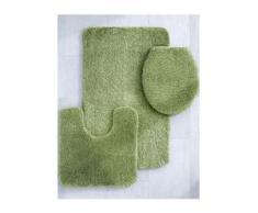 Stand-WC ca. 55x55cm Kleine Wolke grün