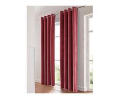 Vorhang-Schal, ca. 135x225cm heritage rot