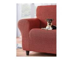Sofahusse für 2-Sitzer ca.75-90cmx135-160cm (HxB) Peter Hahn orange