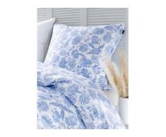 Kissenbezug, ca. 40x80cm Grand Design blau