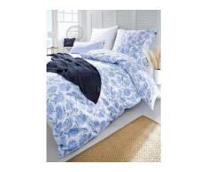 Bettbezug, ca. 155x220cm Grand Design blau
