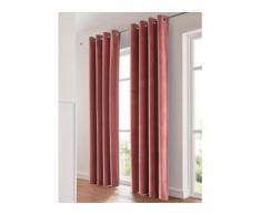 Vorhang-Schal, ca. 135x225cm heritage rosé