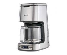 AEG KF 7800 Filter Kaffeemaschine   silber