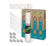 4x WSF-100 v2 Magic Waterfilter, Quickfit, f. Samsung Kühlschrank