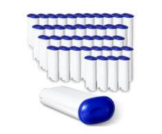 40x Wasserfilter kompatibel für alle DeLonghi Kaffeemaschinen