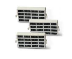 3x Bauknecht HYG001 (481248048173) Whirlpool ANT001 (481248048172) kompatibler F