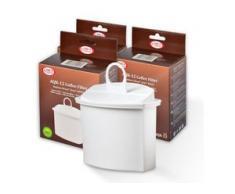 3x Wasserfilter für Braun Kaffeemaschinen, AquaCrest AQK-12
