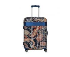 Titan Spotlight Flash M 4-Rollen Trolley 67 cm paisley blue