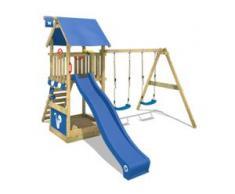 Klettergerüst für den Garten Smart Shelter   Kinderspielturm