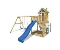 Spielturm mit Reckstange Smart Sand | Kinderspielturm