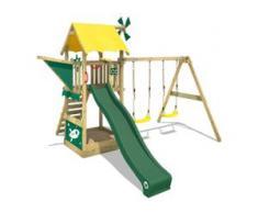Klettergerüst für den Garten Smart Chase | Kinderspielturm
