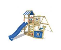 Spielturm mit Rutsche SeaFlyer   Gartenspielgerät