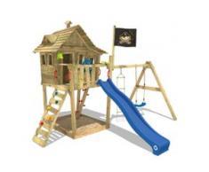 Klettergerüst Monkey Island   Kinderspielturm