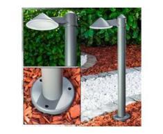 Wegeleuchte Paxson LED Anthrazit, 4-flammig - Modern - Außenbereich - versandfertig innerhalb von 2-4 Werktagen
