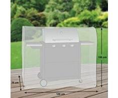 Premium Schutzhülle für Gasgrill/Gasgrillküche/Grillwagen aus Polyester Oxfor