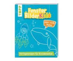 """Vorlagenmappe """"Fensterbilder Kids – Super coole Motive"""