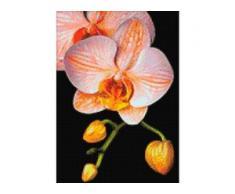"Diamantenstickerei-Set ""Orchidee"", 27 x 38 cm"