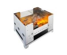 Esbit Klappbarer Koffergrill BBQ-Box