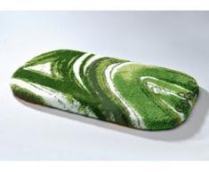 Designer-Badgarnitur des Künstlers Prof. Luigi Colani, Größe 112 (Motiv-Deckelbezug mit Kordel, 47/ 50 cm), Grün