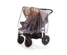 Universal Regenschutz für Zwillingswagen, Zwillingsbuggy