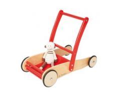 Lauflernwagen Uli aus Holz