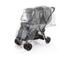 Universal Regenschutz für Geschwisterwagen