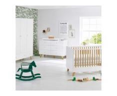 3-tlg. Babyzimmer Pan extrabreit groß