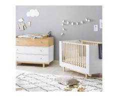 2-tlg. Babyzimmer Boks breit