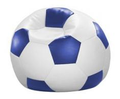 Home affaire Sitzsack Fußball weiß Kinder Kindermöbel SOFORT LIEFERBARE Möbel Sitzsäcke
