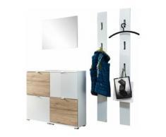 GERMANIA Garderoben-Set Colorado (Set, 9-tlg) beige Garderoben-Sets Garderoben Kastenmöbel-Sets