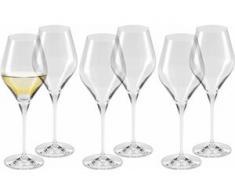 Alexander Herrmann Weißweinglas CLASSIC Linie (6-tlg.) farblos Weingläser Gläser Glaswaren Haushaltswaren Trinkgefäße
