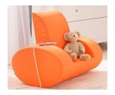 Hoppekids Sessel orange Kinder Kindersessel Kindersofas Kindermöbel