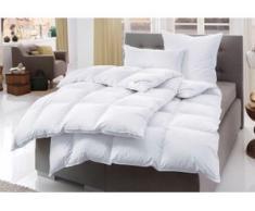 Bettdecke + Kopfkissen, Swiss Royal, Haeussling, (Set) weiß Allergiker Bettdecken Bettdecken, Kopfkissen Unterbetten Bettwaren-Sets