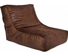 Sitting Point Sitzsack Blues CUBA braun Kinder Kindermöbel SOFORT LIEFERBARE Möbel Sitzsäcke