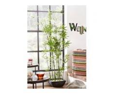 Schneider Kunstpflanze Bambus grün Künstliche Zimmerpflanzen Kunstpflanzen Wohnaccessoires