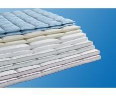 Federbettdecke + Kopfkissen, Überraschungspaket, RIBECO, (Set) weiß Bettdecken Bettdecken, Kopfkissen Unterbetten Bettwaren-Sets