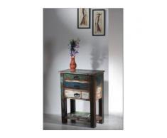 SIT Telefontisch Riverboat bunt Holz-Beistelltische Holztische Tische Tisch