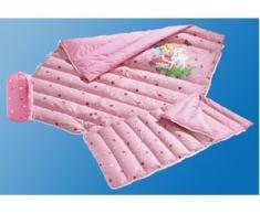 Otto Keller Daunenschlafsack & Daunenbettdecke Prinzessin Lillifee (( 1-tlg., )) rosa Daunendecke Bettdecken Bettdecken, Kopfkissen Unterbetten Schlafsack